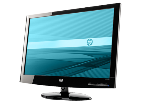 HP x23LED 23-inch LED Backlit LCD Monitor