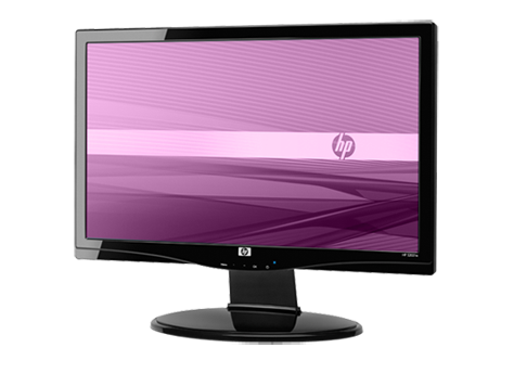 Monitor LCD HP S2031a widescreen, 20 polegadas