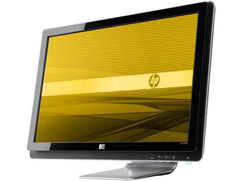 HP 2310ti 23-inch Widescreen LCD Touchscreen Monitor