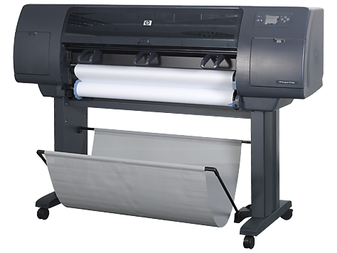 HP DesignJet 4020 Printer series