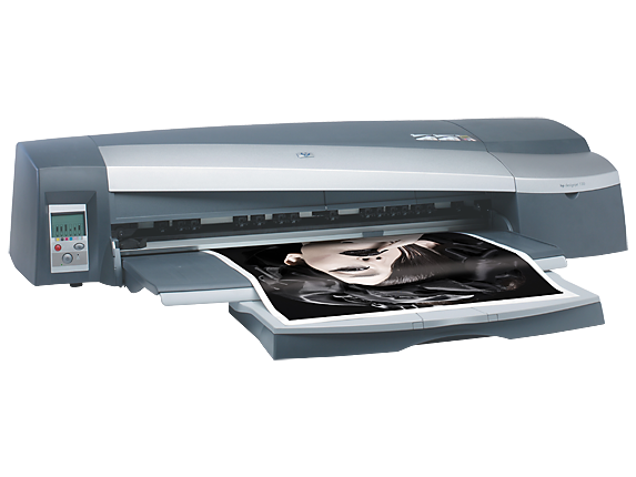 HP Designjet 130nr Printer - Right