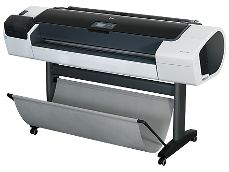 HP DesignJet T1200 Printer series