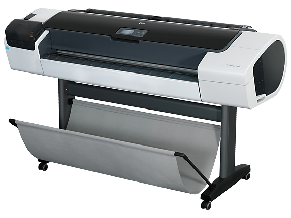 HP Designjet T1200 44-in Printer