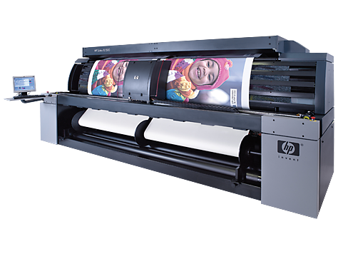 HP Scitex XL1500 Industrial Printer series