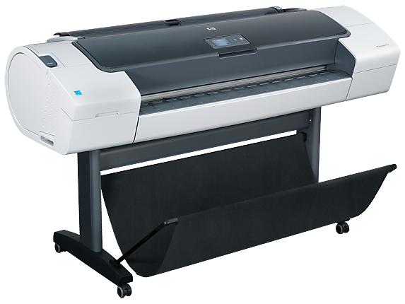 HP Designjet T770 44-in Printer - Right