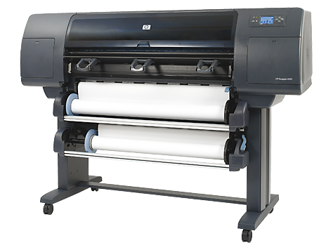 HP DesignJet 4520 Printer series