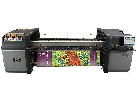 HP latex 600 printer (HP Scitex LX600 printer voor commercieel gebruik)