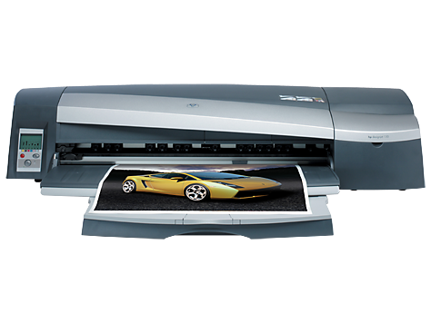 HP DesignJet 130 Printer series