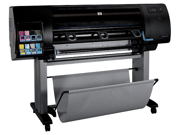 HP Designjet Z6100 42-in Printer - Right