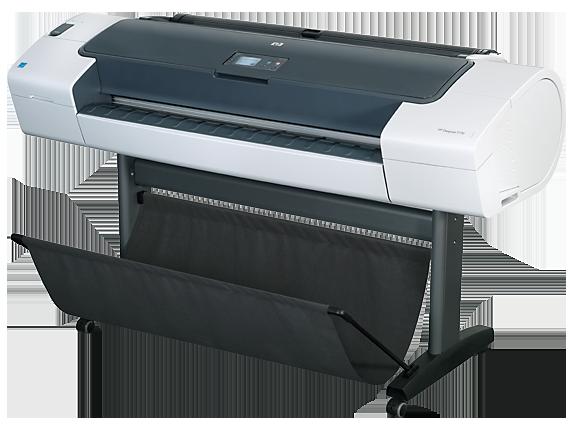 HP Designjet T770 44-in Printer