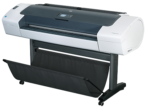 HP DESIGNJET T770 PLOTTER DRIVER FOR WINDOWS 10