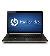 HP Pavilion dv6-6120se Entertainment Notebook PC