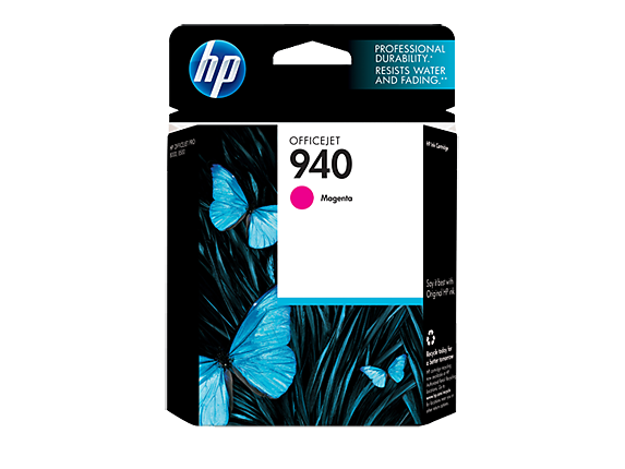 HP 940 Magenta Original Ink Cartridge