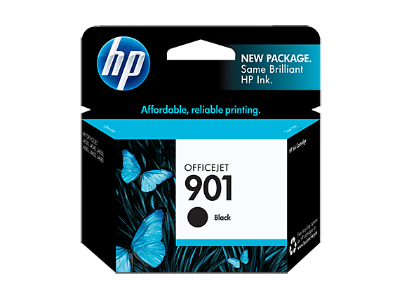 HPR 901 Black Original Ink Cartridge