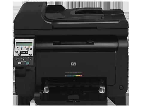 Imprimante multifonction couleur HP LaserJet Pro100M175