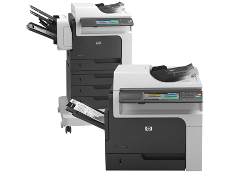 Серия МФП HP LaserJet Enterprise M4555