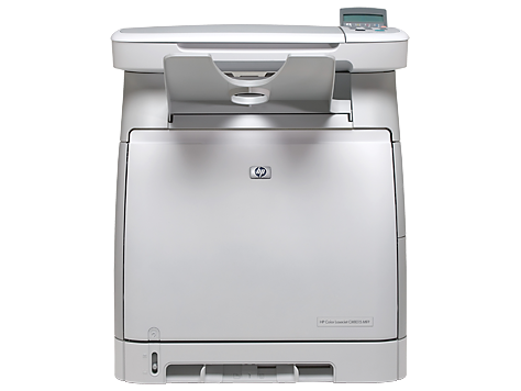 HP Color LaserJet CM1015 Multifunction Printer
