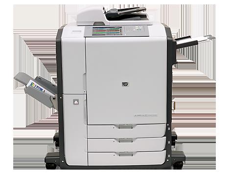 HP CM8000 Color MFP-Serie