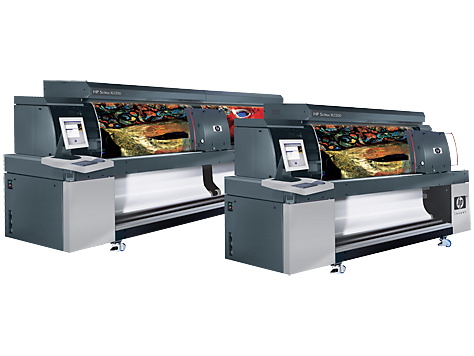 HP Scitex XL1200 industriprintere