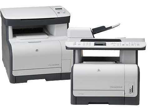 HP Color LaserJet CM1312 MFP 系列