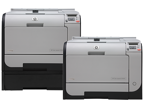 HP Color LaserJet CP2025 printerserie