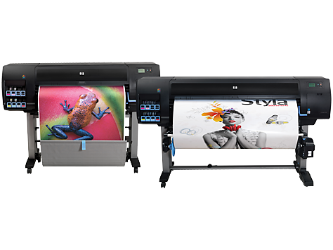 HP DesignJet Z6200 Photo Production