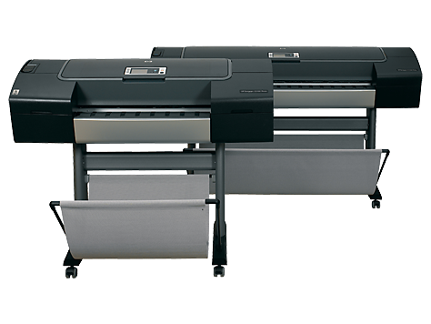 HP DesignJet Z3100 Photo Printer series