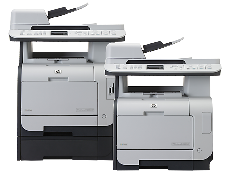 HP Color LaserJet CM2320 Multifunction Printer series