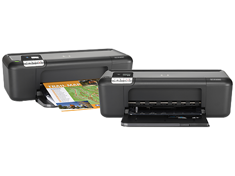 Εκτυπωτές HP Deskjet D5500 series