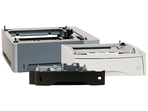 HP LaserJet 500-sheet Paper Trays