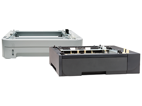 HP Color LaserJet 250-sheet Paper Trays