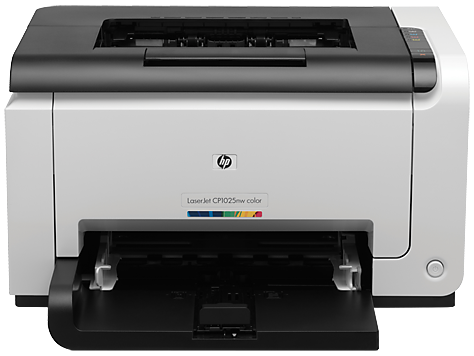 HP LaserJet Pro CP1025 Color Printer series