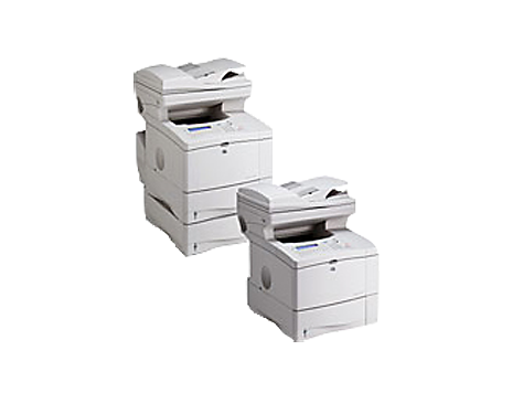 HP LaserJet 4100-multifunktionsprinterserien