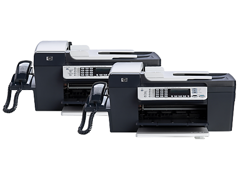 Серия HP OfficeJet J5500 All-in-One