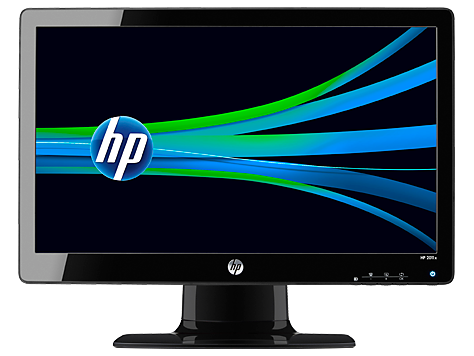 HP 2011x 20-inch LED Backlit LCD Monitor