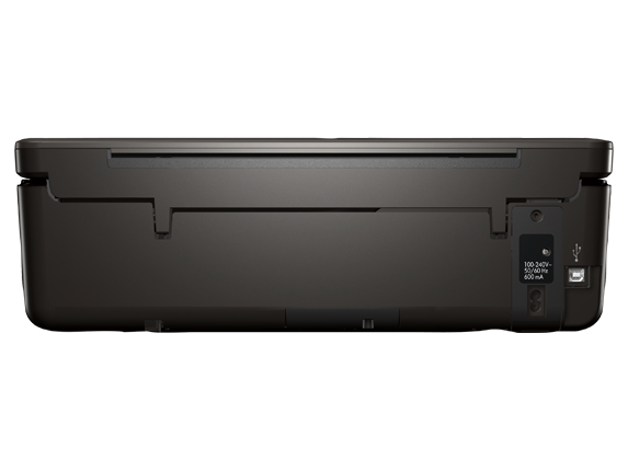 HP Photosmart 5512 e-All-in-One Printer - B111a - Rear