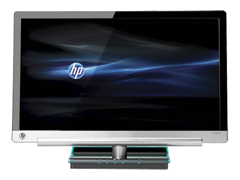 HP x2301 23-inch Diagonal Micro Thin LED Monitor
