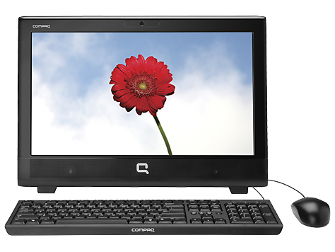 Compaq Presario All-in-One CQ1-3000 desktopserie
