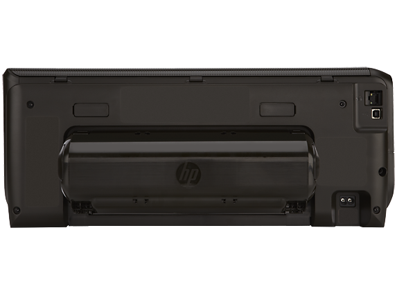 HP Officejet Pro 8100 ePrinter - N811a/N811d - Rear