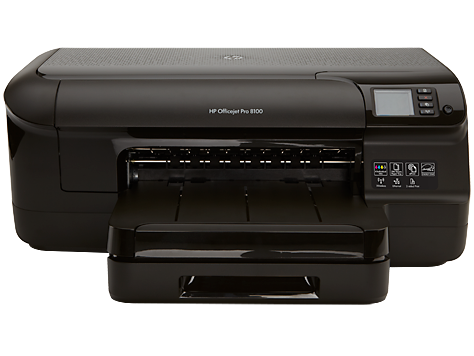Drukarka HP Officejet Pro ePrinter seria 8100 - N811