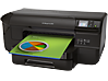 HP Officejet Pro 8100 ePrinter - N811a/N811d - Left