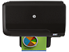 HP Officejet Pro 8100 ePrinter - N811a/N811d - Top view closed