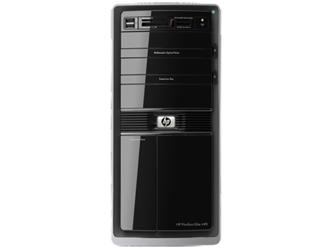 HP Pavilion Desktop PC HPE-400 シリーズ