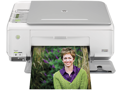 HP Photosmart C3125 All-in-One Printer