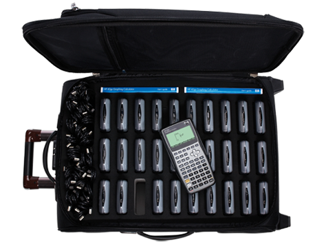 HP 40gs Graphing Calculator Class Kit