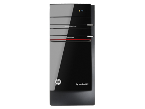 HP Pavilion HPE h8-1000 Desktop PC series