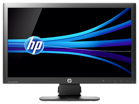 HP Compaq LE2202x 21,5 Zoll LED Backlit LCD-Monitor