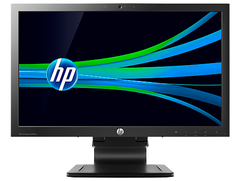 HP Compaq LA2206xc-21,5-Zoll-Webcam-LCD-Monitor