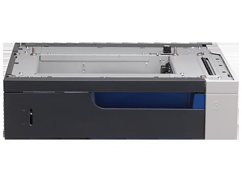 Bandejas de papel de 500 hojas HP Color LaserJet