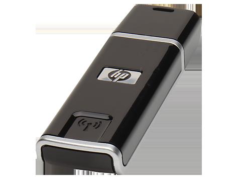 Adaptador de impresora inalámbrica HP 802.11 b/g